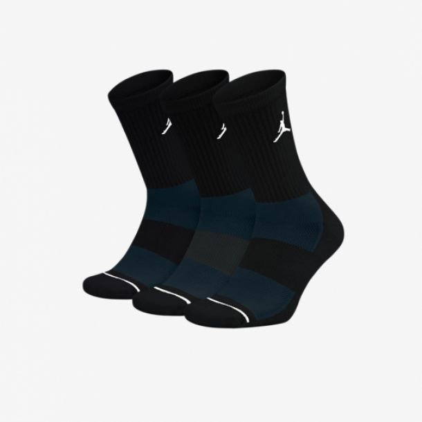 3PACK SOCKS BLACK