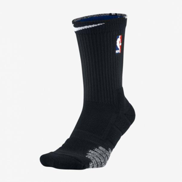 NBA GRIP QUICK CREW BLACK