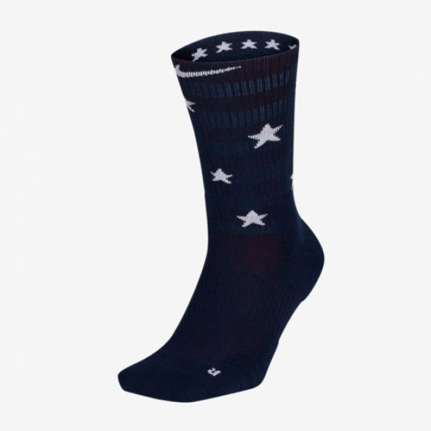 STARS AND STRIPES ELITE CREW SOCKS