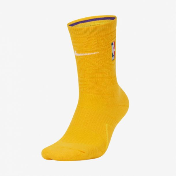 LAKERS CITY EDITION SOCKS