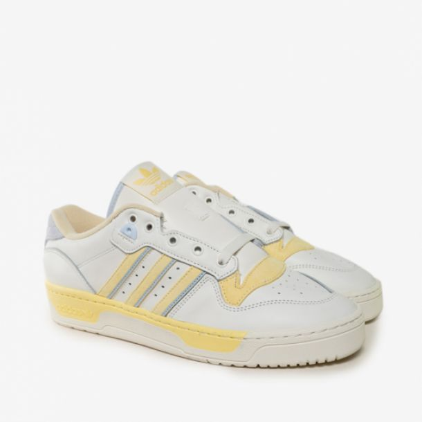 ADIDAS RIVALRY LOW Bright Yellow