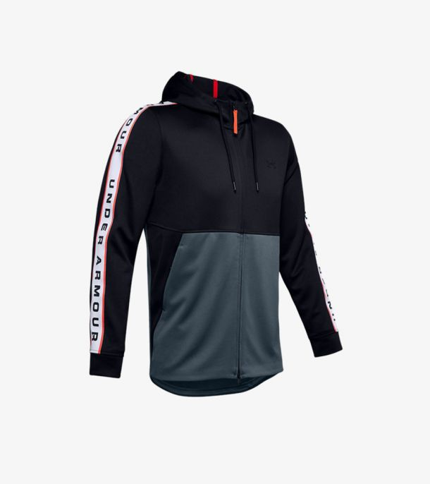 UNSTOPPABLE TRACK JACKET BLACK