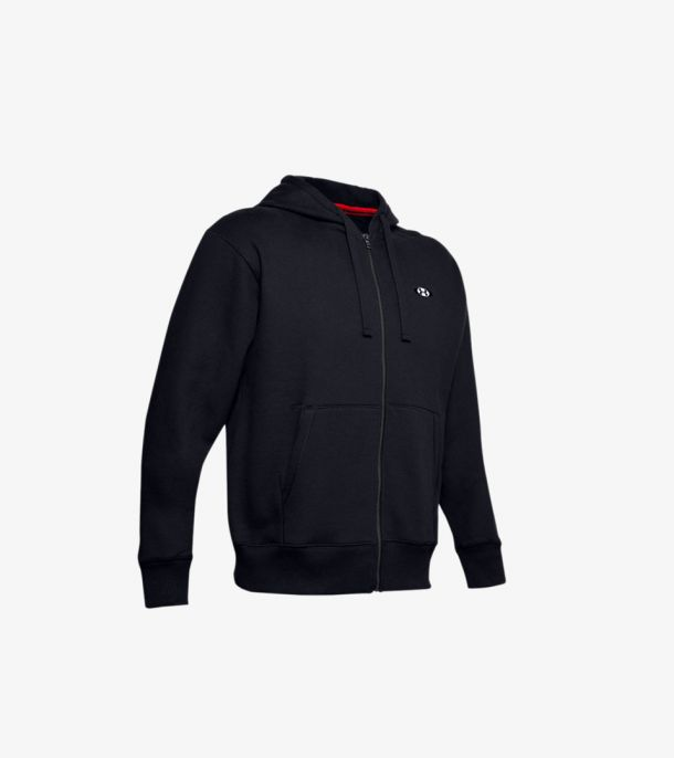 ORIGINATORS FLEECE FZ BLACK