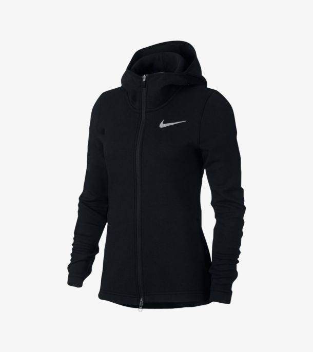 WOMEN SHOWTIME HOODIE BLACK
