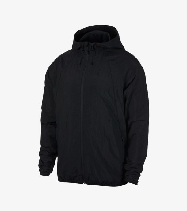 WINGS WINDBREAKER BLACK