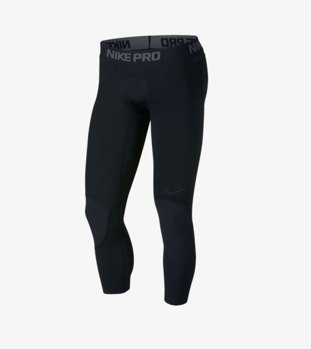 NIKE PRO 3/4 TIGHT BLACK