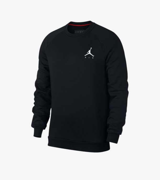 SW JUMPMAN FLEECE CREW