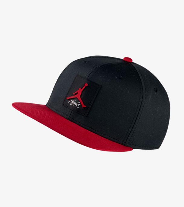 JORDAN PRO CAP BLACK