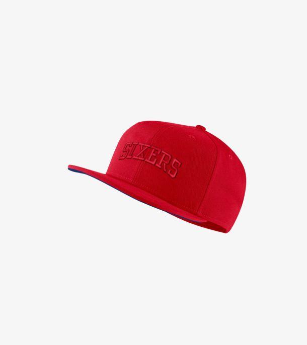76ERS AEROBILL CAP