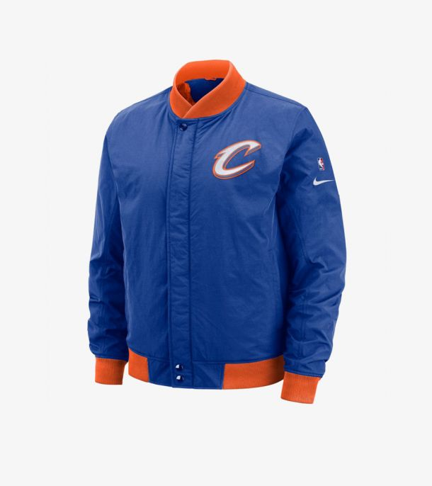 CAVS COURTSIDE JACKET