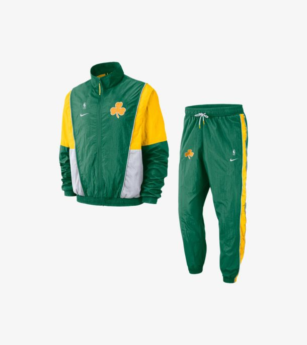 CELTICS COURTSIDE TRACKSUIT
