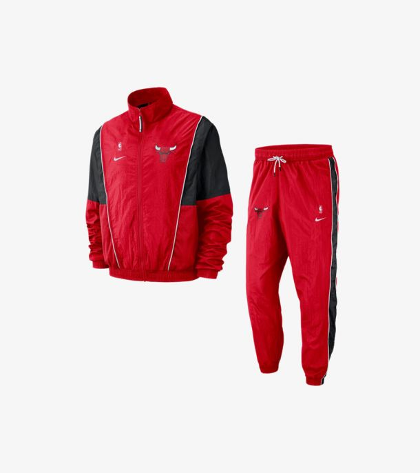 BULLS COURTSIDE TRACKSUIT