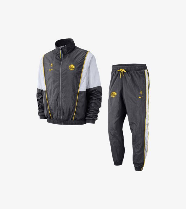 WARRIORS COURTSIDE TRACKSUIT