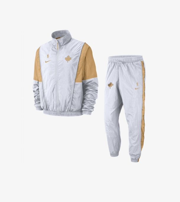 RAPTORS COURTSIDE TRACKSUIT