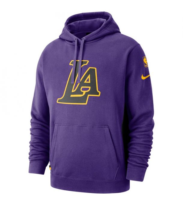 LAKERS CITY COURTSIDE HOODIE