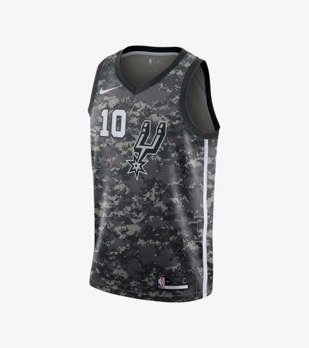 DEROZAN CITY EDITION SWINGMAN JERSEY