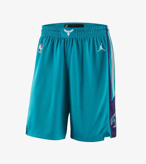 HORNETS ICON SWINGMAN SHORT