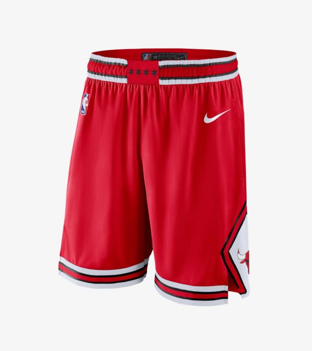 BULLS ICON SWINGMAN SHORT