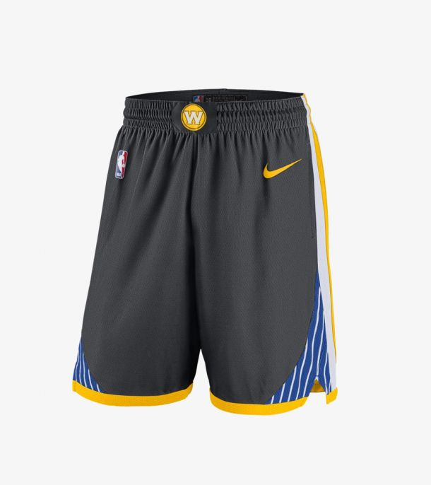 WARRIORS STATEMENT SWINGMAN SHORT