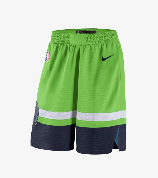 TWOLVES STATEMENT SWINGMAN SHORT