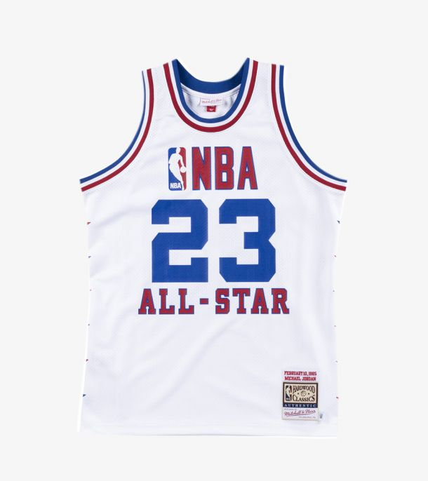 JORDAN ALL STAR 1985 AUTHENTIC JERSEY
