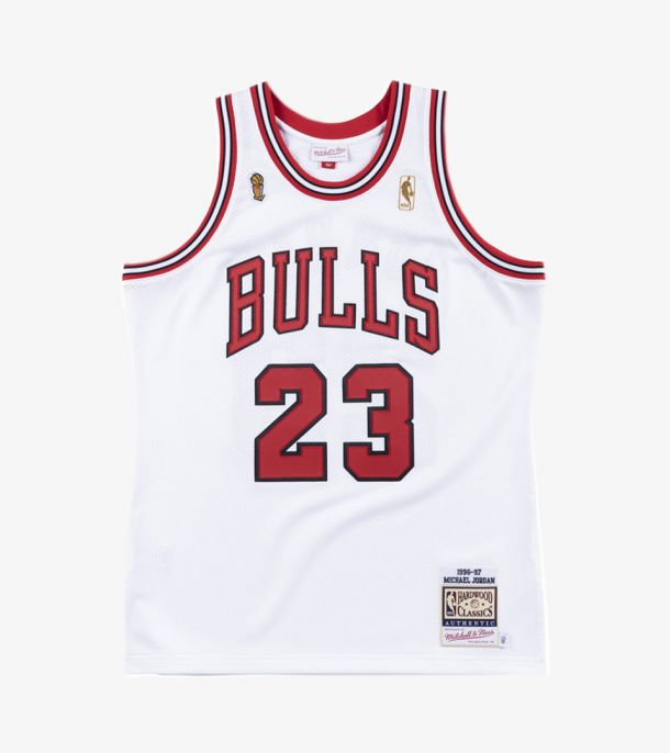JORDAN 96-97 AUTHENTIC JERSEY