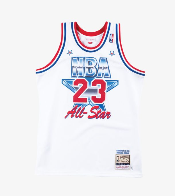 JORDAN ALL STAR 1991 AUTHENTIC JERSEY
