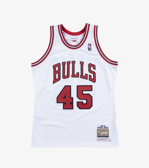 JORDAN 94-95 AUTHENTIC JERSEY