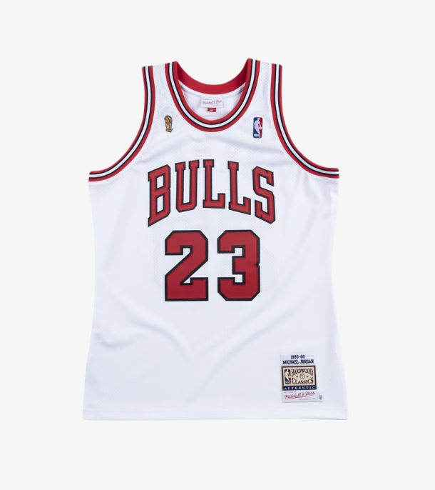 JORDAN 95-96 AUTHENTIC JERSEY