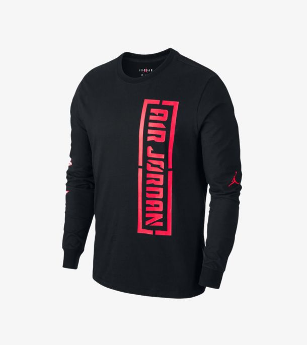 JORDAN LONG SLEEVE ASW TEE