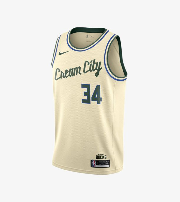 ANTETOKOUNMPO CITY EDITION SWINGMAN JERSEY
