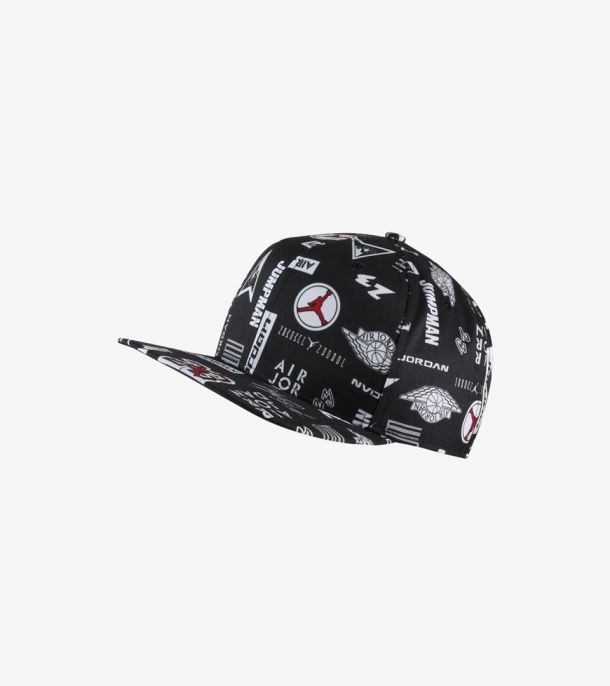 JORDAN PRO GRAPHIC CAP