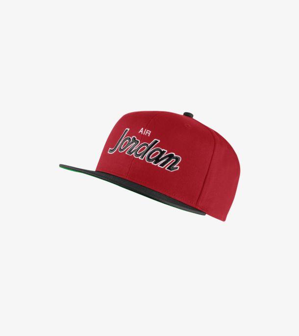 JORDAN PRO SCRIPT CAP