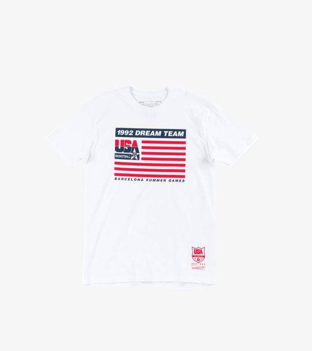 1992 TEAM FLAG TEE
