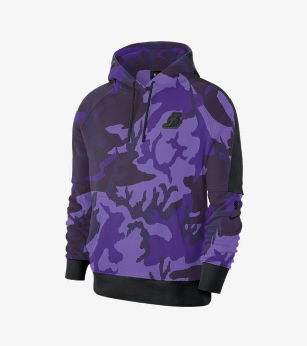 LAKERS COURTSIDE HOODIE