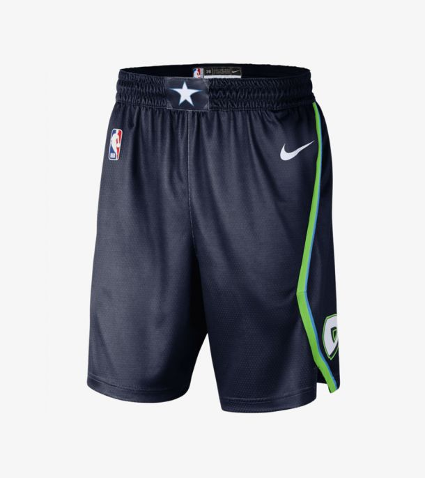 MAVERICKS CITY EDITION SWINGMAN SHORT