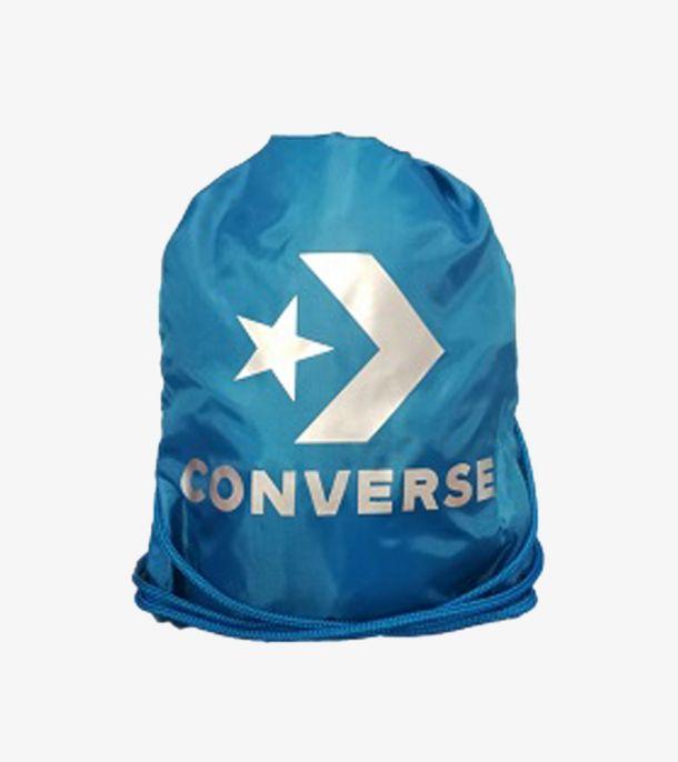 CONVERSE SILVER MOON CINCH BAG
