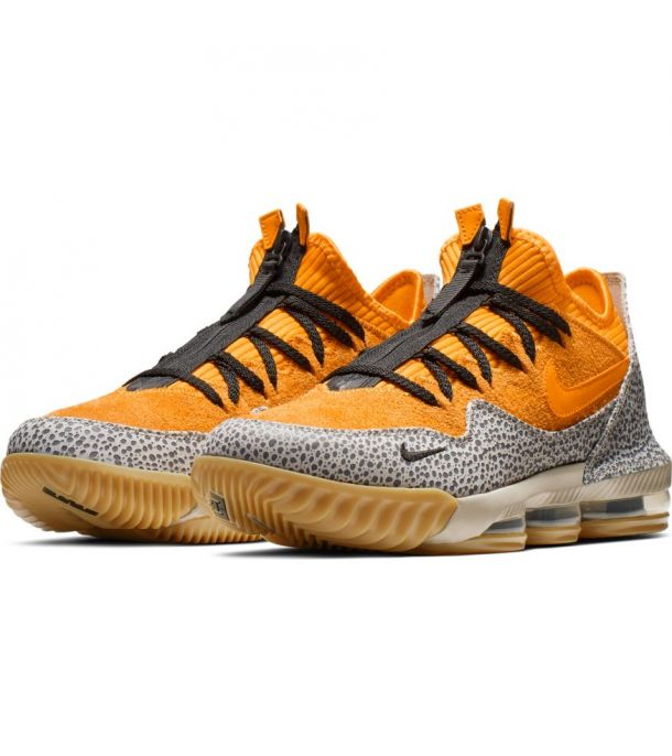 LEBRON 16 LOW ATMOS SAFARI