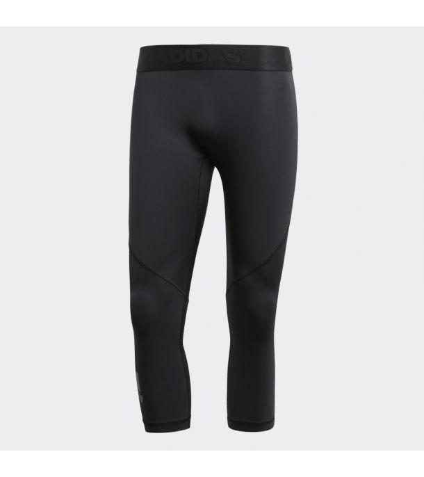 ALPHASKIN 3/4 TIGHT BLACK