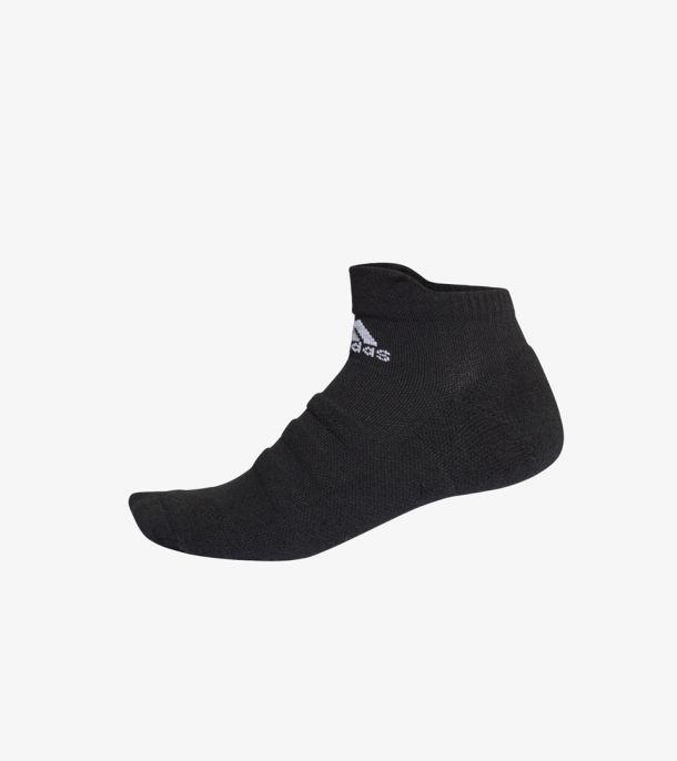 ALPHASKIN ANKLE SOCKS BLACK