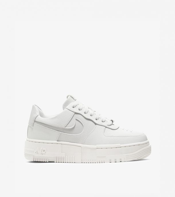 AIR FORCE 1 PIXEL WHITE WMNS