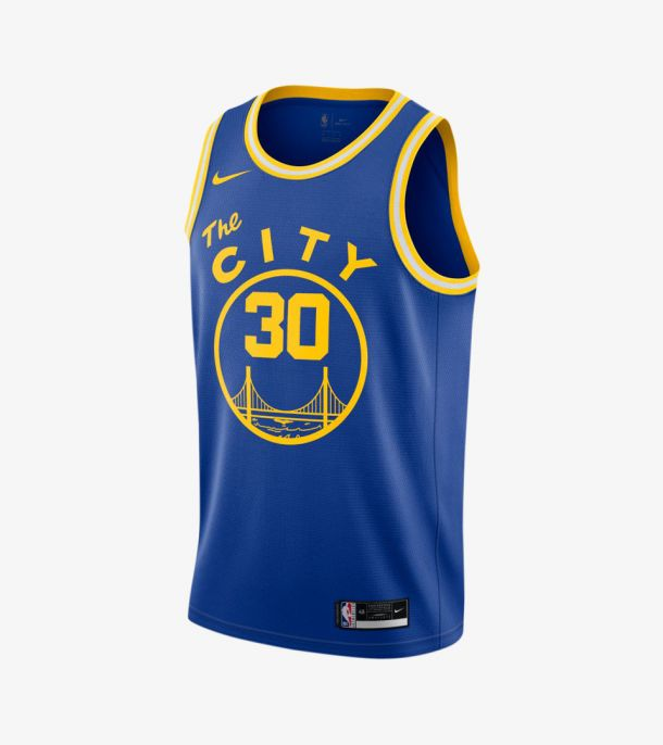 CURRY CLASSIC SWINGMAN JERSEY