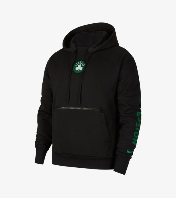 CELTICS CITY EDITION COURTSIDE HOODIE
