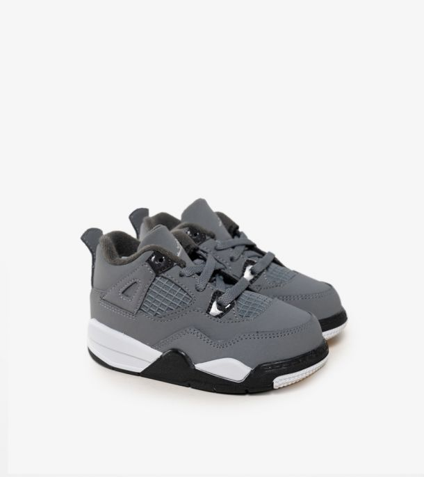 JORDAN 4 COOL GREY TODDLER