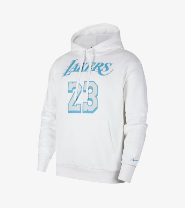 JAMES LAKERS CITY EDITION HOODIE
