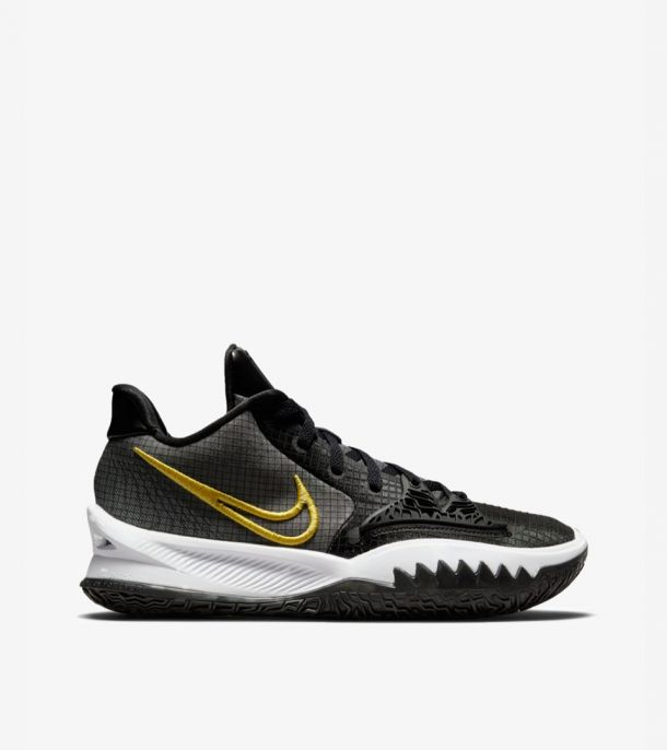 KYRIE LOW 4 BLACK GOLD