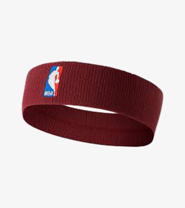 NBA HEADBAND TRUE RED