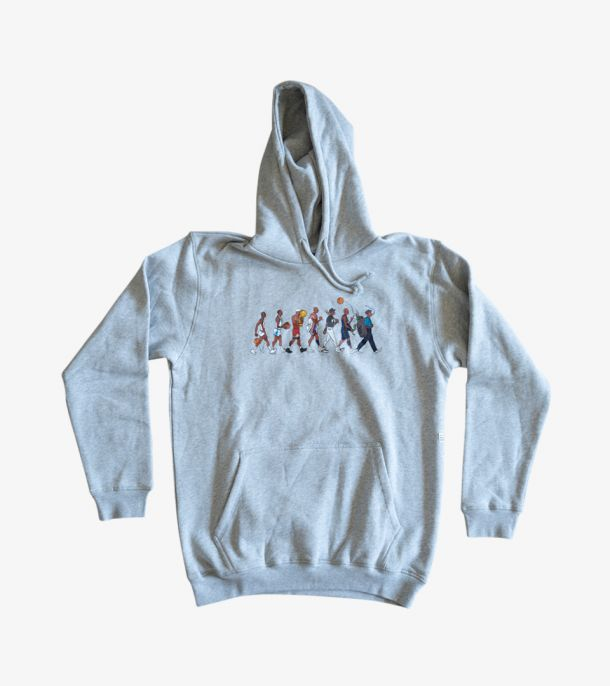 EVOLUTION OF A GOAT HOODY