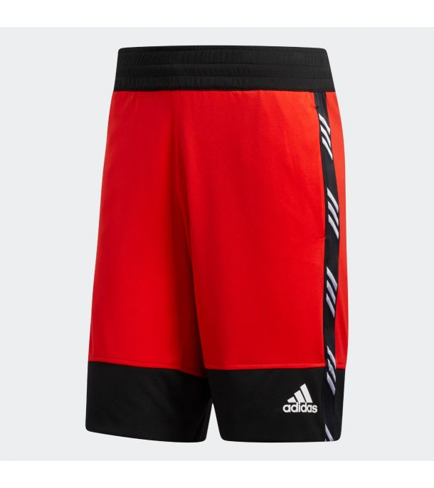 PRO MADNESS SHORT RED