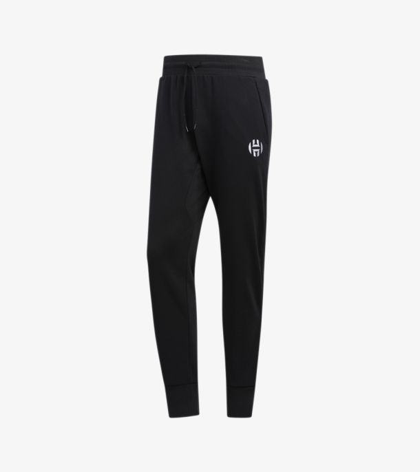HARDEN FLEECE PANT BLACK